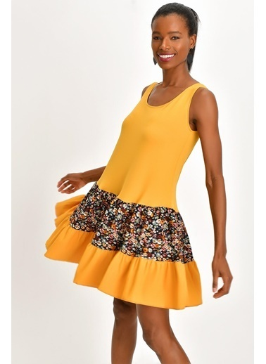 Quincey Elbise Sarı